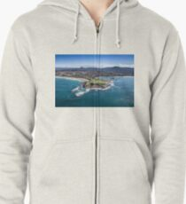 The City of Wollongong Zipped Hoodie