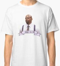 Ebony Falcon - brooklyn nine-nine - Terry jeffords Classic T-Shirt