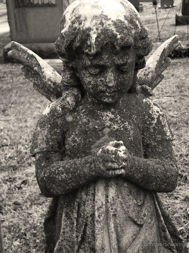 Stone Angel by conquerorworm