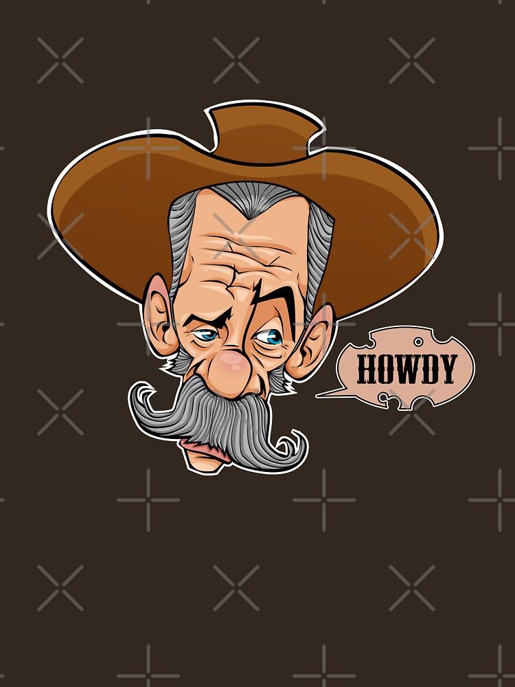 Howdy by simonsherry
