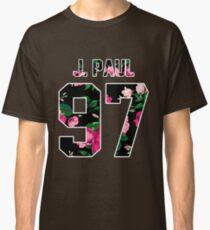 Jake Paul - Colorful Flowers Classic T-Shirt