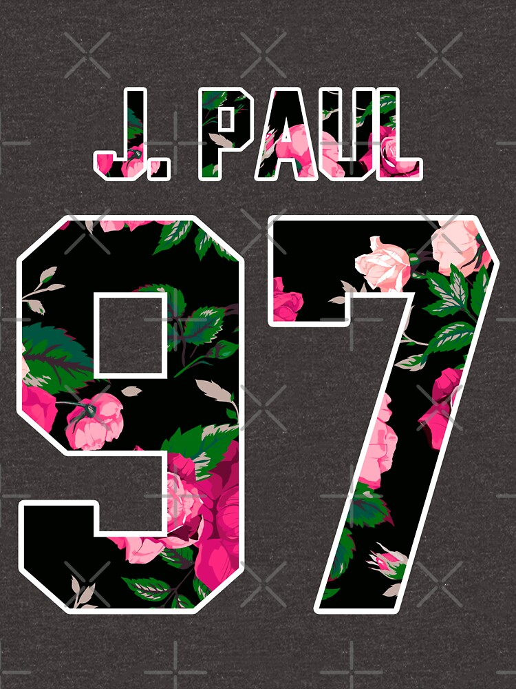 Jake Paul - Colorful Flowers | Unisex T-Shirt