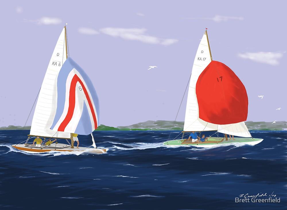 Waterloo Bay 1965 by Brett Greenfield