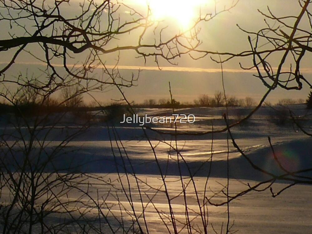 Sun Going Down by Jellybean720