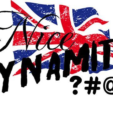 Team Nice Dynamite by twintelepathy