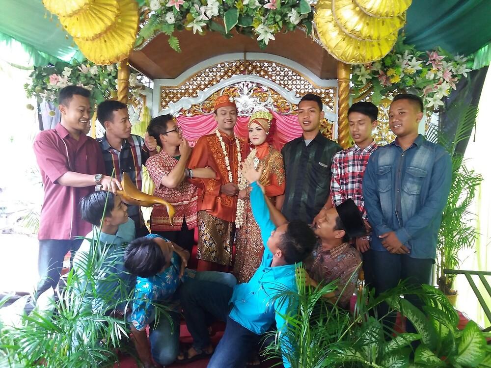 wedding by Mikomantab