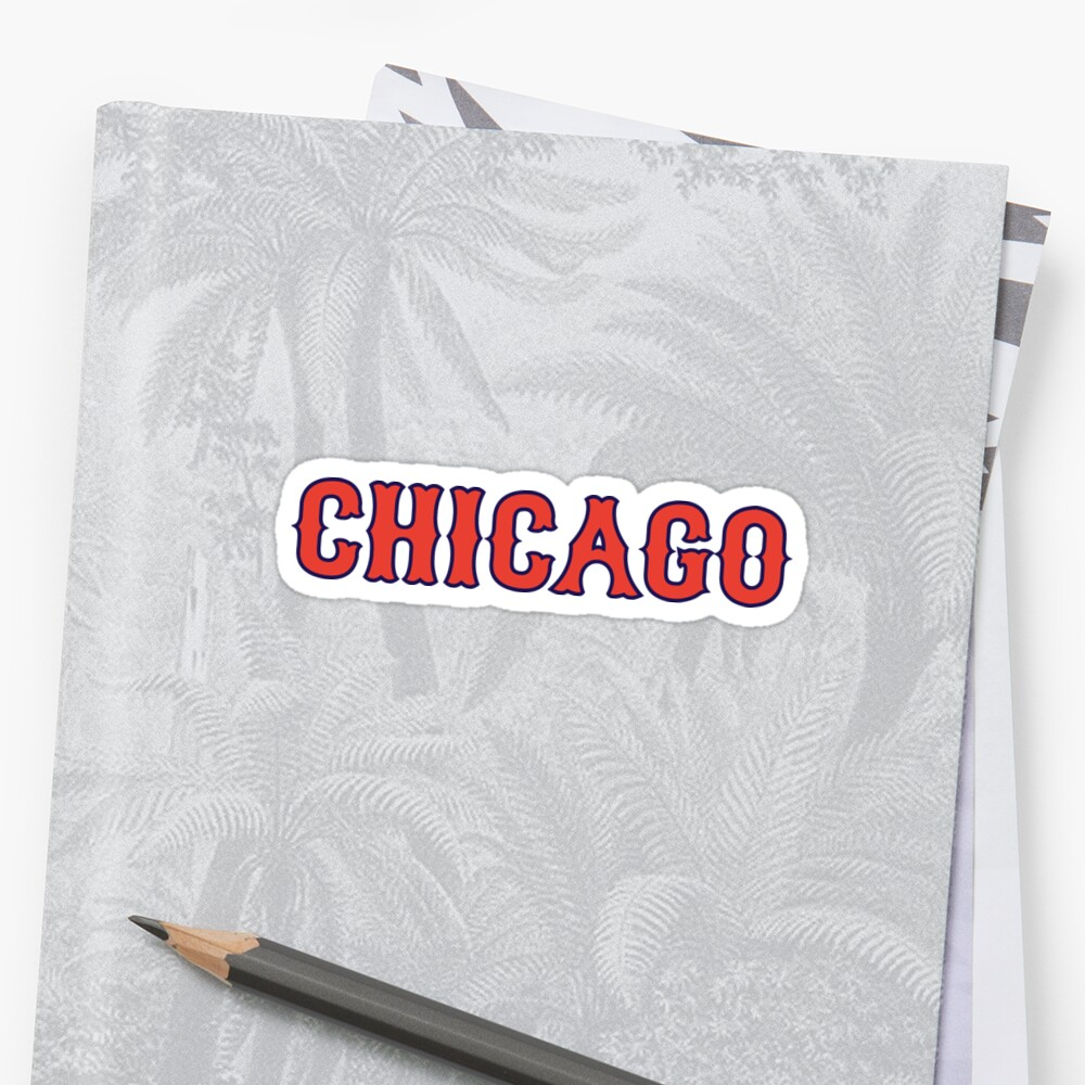 Chicago by city-states