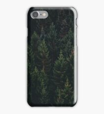 Forest of Pines iPhone Case/Skin
