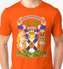NOVA SCOTIA COAT OF ARMS Unisex T-Shirt