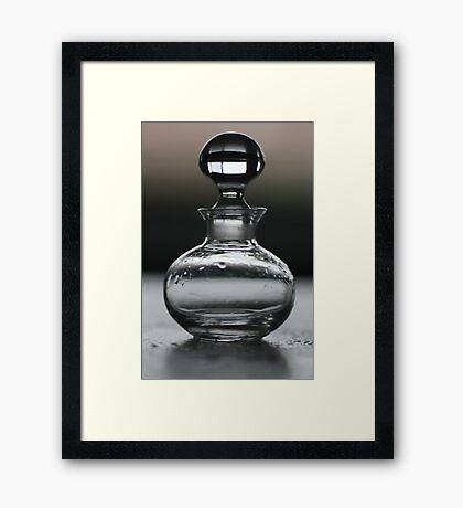 Aroma Framed Print