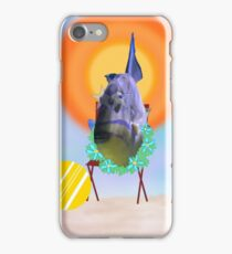 Fish Fun in the Sun #RBSTAYCAY iPhone Case/Skin
