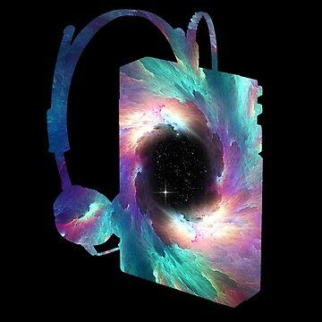 Galactic Tunes by Elyssiel
