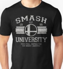 Smash Universität V2 Slim Fit T-Shirt