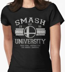 Smash University V2 Women's Fitted T-Shirt