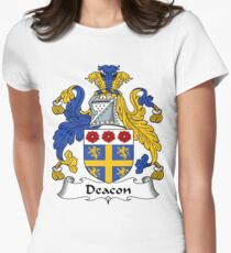Deacon  Womens Fitted T-Shirt