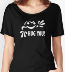 Hug you!  Women's Relaxed Fit T-Shirt