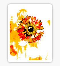 Daisy Days Sticker