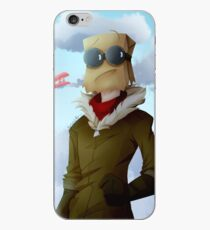 Flugzeug iPhone Case