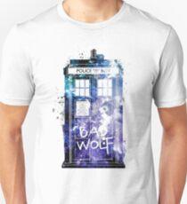 police public box bad wolf Unisex T-Shirt