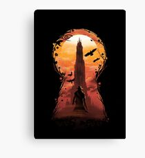 The Wind Through the Kyehole Canvas Print