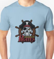Caribbean pirates  Unisex T-Shirt