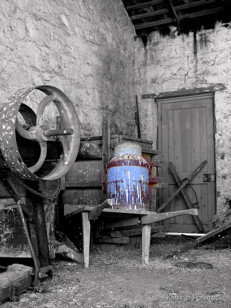 Times Gone By by Kathryn Potempski