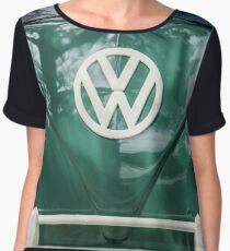 Volkswagen VW Bus -0108c Chiffon Top