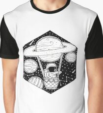 Air Balloon Graphic T-Shirt