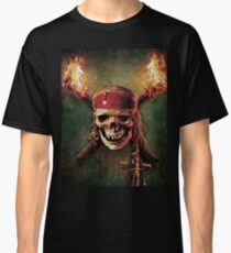 Pirates Logo Sparrow Classic T-Shirt