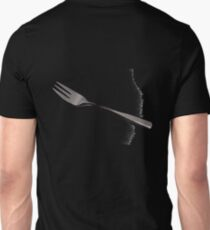 Graphic tees, fork and food logic Unisex T-Shirt