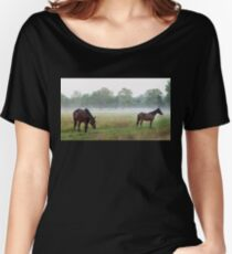 Out of the Fog Women's Relaxed Fit T-Shirt