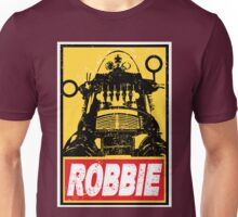 OBEY ROBBIE THE ROBOT  Unisex T-Shirt