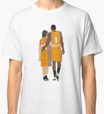Steve Nash And Amar'e Stoudemire  Classic T-Shirt