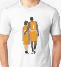 Steve Nash And Amar'e Stoudemire  Unisex T-Shirt