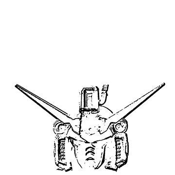 Gundam GP01 Zephyranthes Ver.2 by saintism
