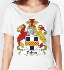 Delves Women's Relaxed Fit T-Shirt