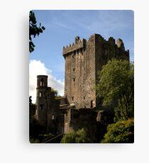 Blarney Castle keep - Ireland Canvas Print