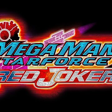 Mega Man Star Force 3 Red Joker by VillainousPloy