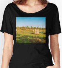 Magnetic termite Mounds in Litchfield National Park Women's Relaxed Fit T-Shirt