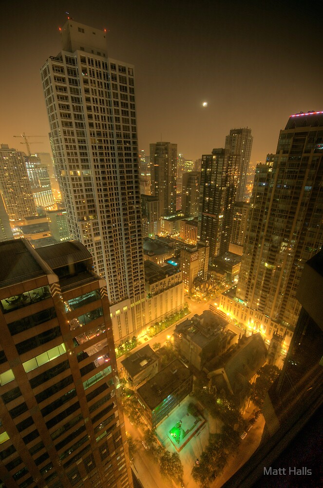Chicago Glow by Matt Halls