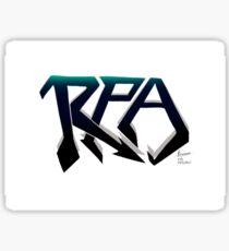 RPA #1 Sticker