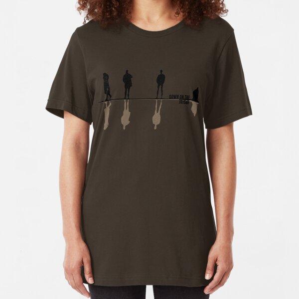 UpsideDown On The Garden - v3 Slim Fit T-Shirt