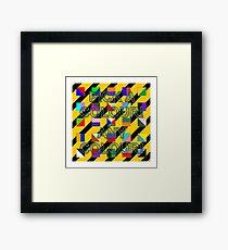 Postmodernism 05 Framed Print