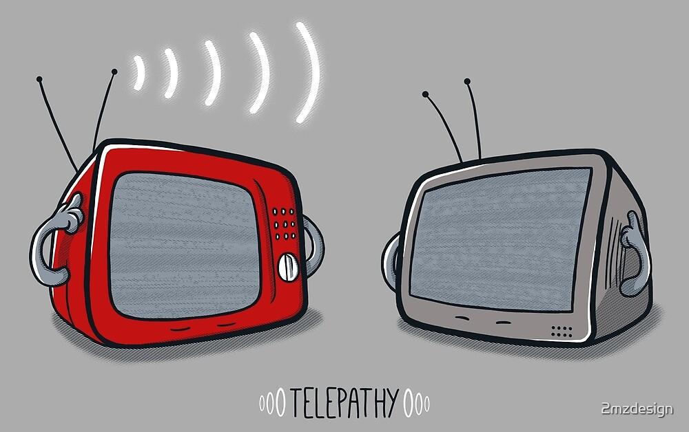 Telepathy by 2mzdesign