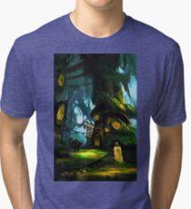 hobit home Tri-blend T-Shirt