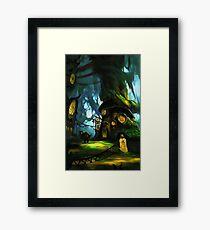 hobit home Framed Print
