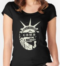 Liberty City Women's Fitted Scoop T-Shirt