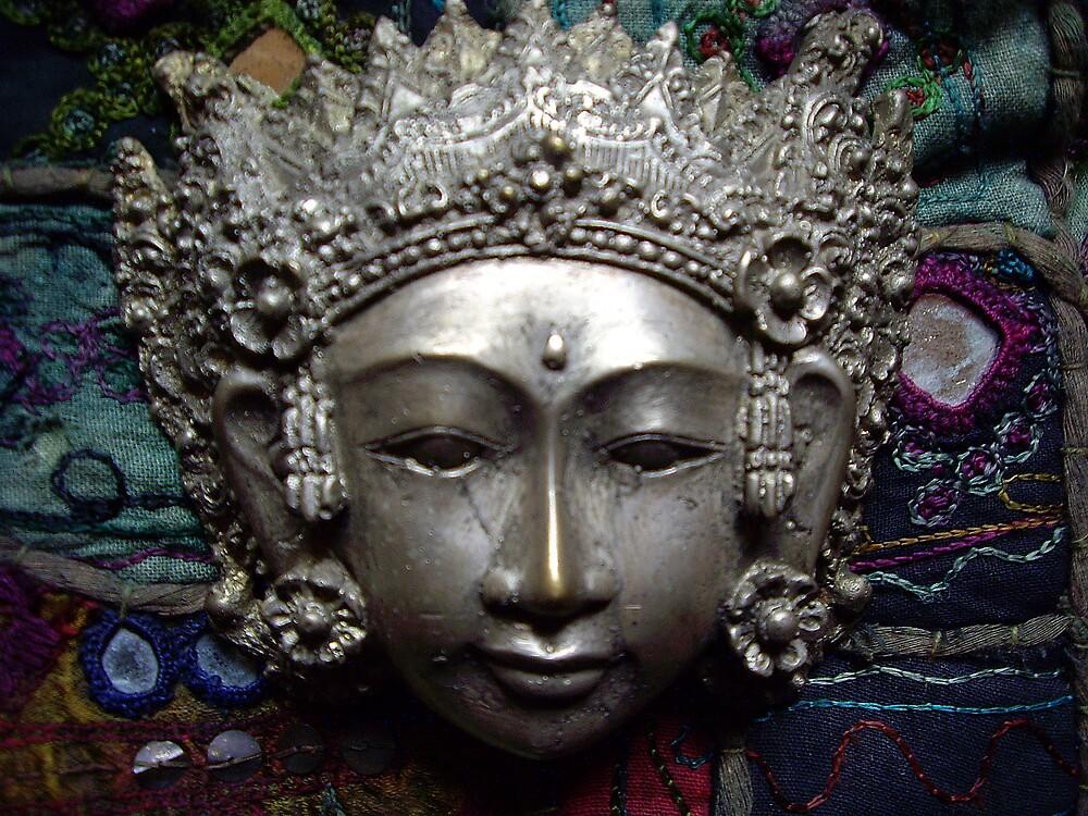"""""""Silver Buddha . ."""" by lurline"""