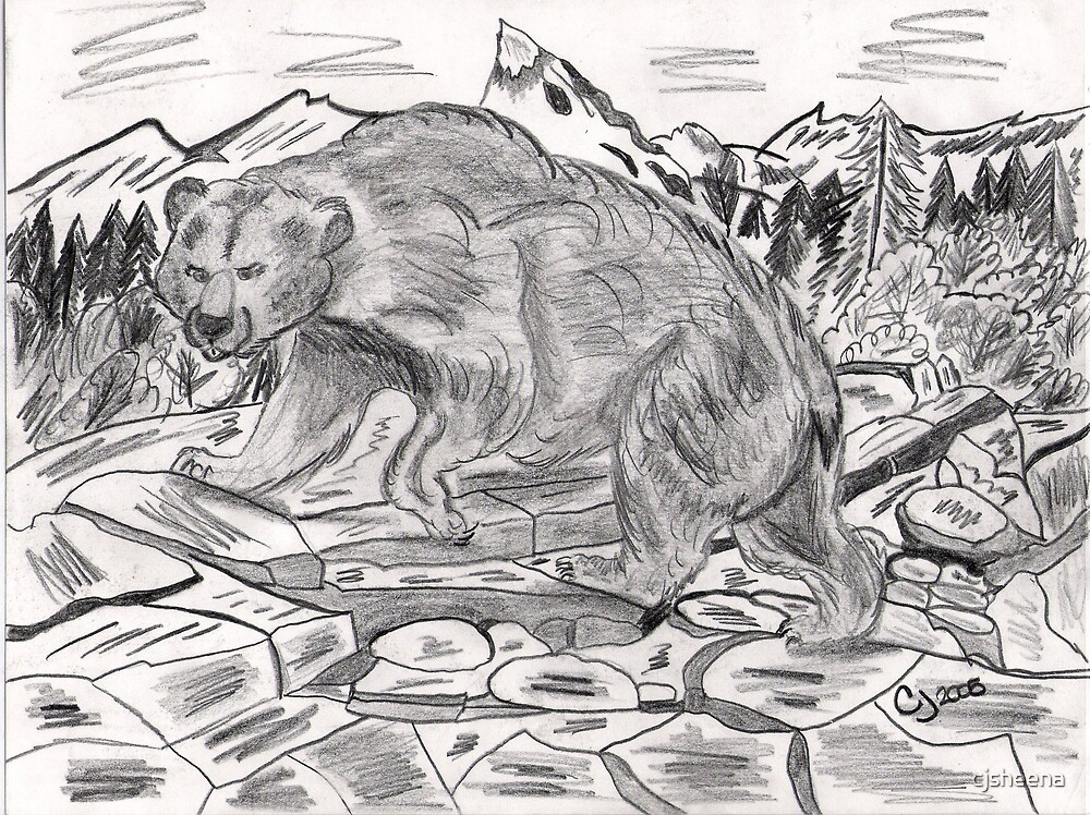 Bear Hunt by cjsheena