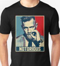 Conor McGregor Notorious Unisex T-Shirt
